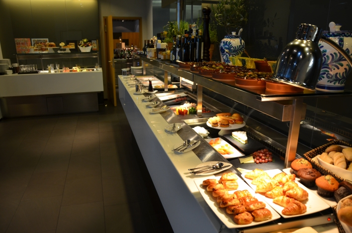 FCL restaurant buffet
