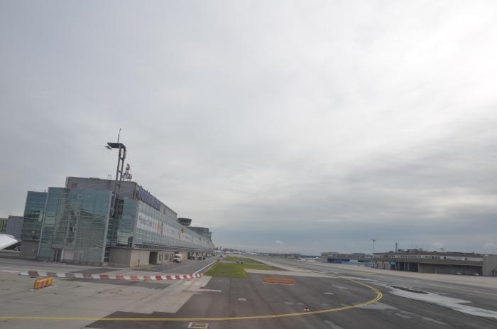 Leaving Frankfurt