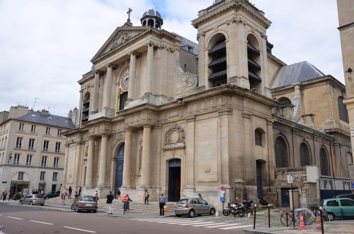Versailles church