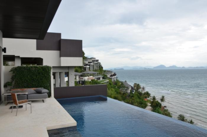 My villa at the Conrad Koh Samui