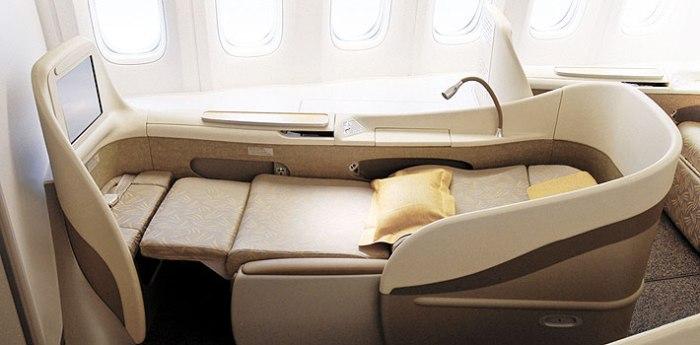 Asiana first-class