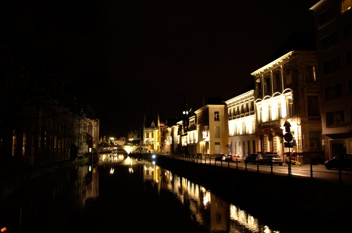 Ghent (pronounced CHH-hent), Netherlands