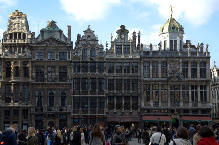 Grand Place, Brussels.
