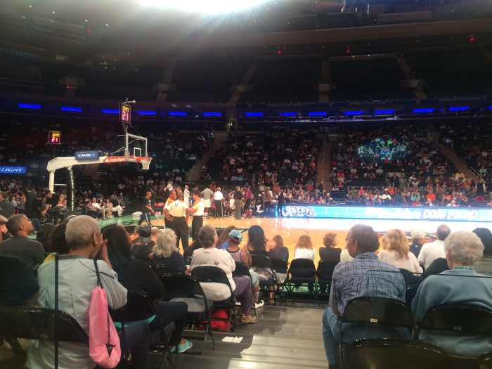 Great seats!