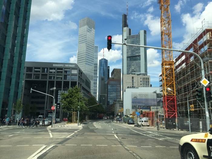 Downtown Frankfurt