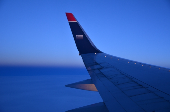 USAirways off-peak award flight to Amsterdam last February!
