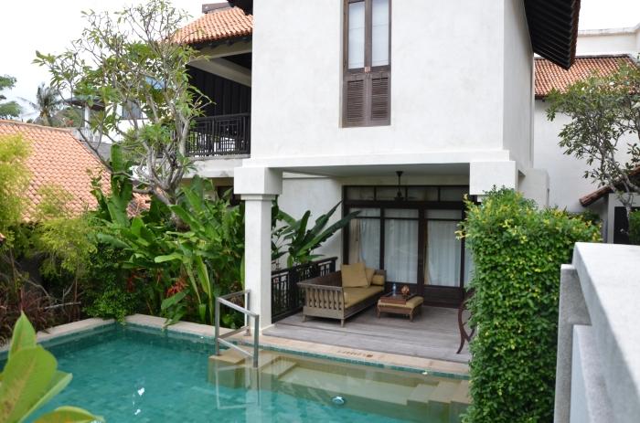 Le Méridien Koh Samui Resort & Spa - a lovely hotel in Thailand.