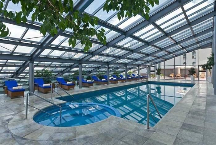 mendoza pool