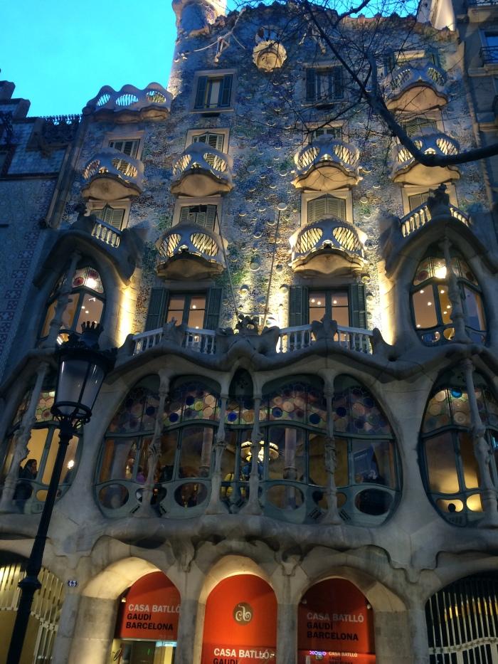 Gaudy/Gaudi