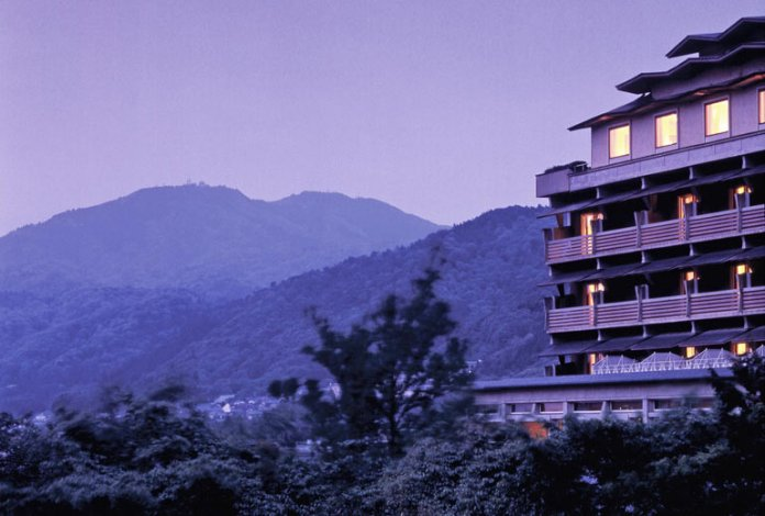Westin Kyoto, image via hotel website.