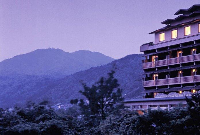 Westin Kyoto, image via hotel website.