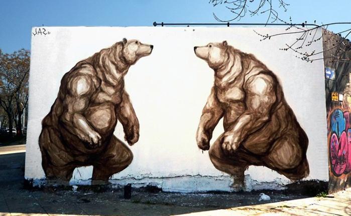 bears art
