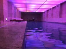 Palacio Duhau pool.