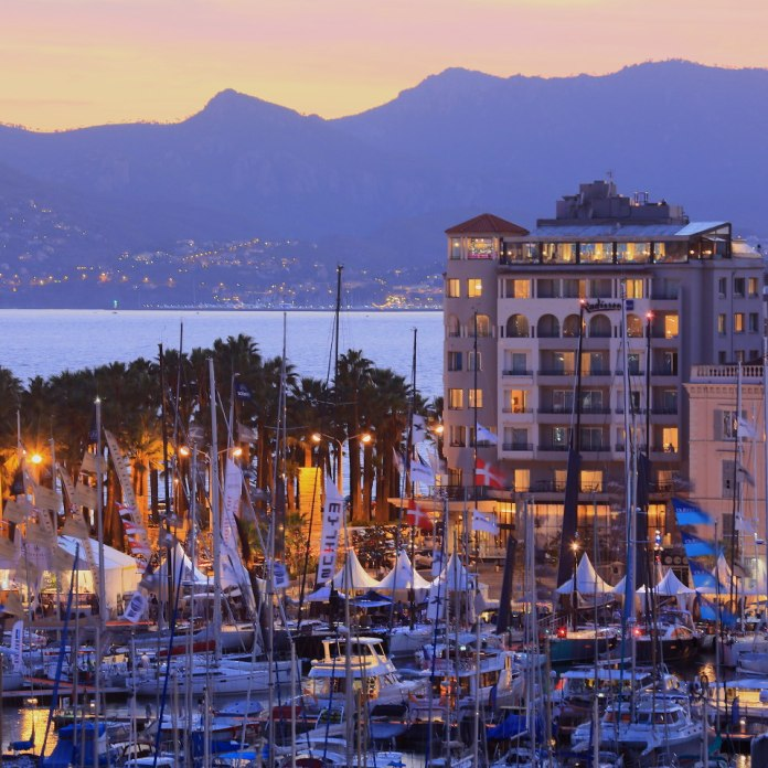 Harbor view - image from the hotel's webite.