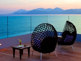 Sea View - image from the hotel's webite.